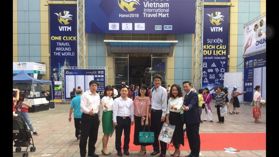 Tổ chức và tham gia hội chợ xúc tiến thương mại